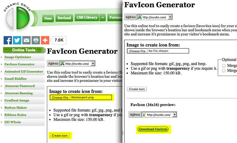How To Add Favicon In Joomla Website