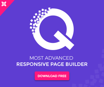 Most Advanced Responsive Page Builder for Joomla