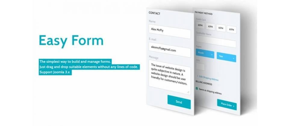 Top 10 Joomla Form Builder Extensions That Makes Your Form Look Good