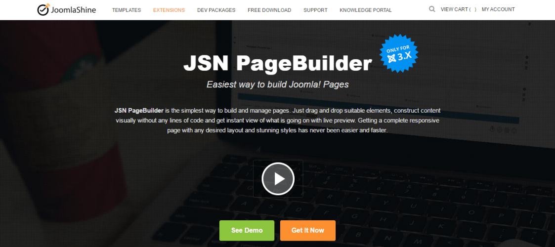 JSN Page Builder