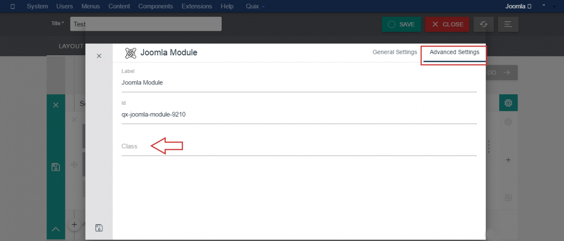 Quix-Joomla-Module