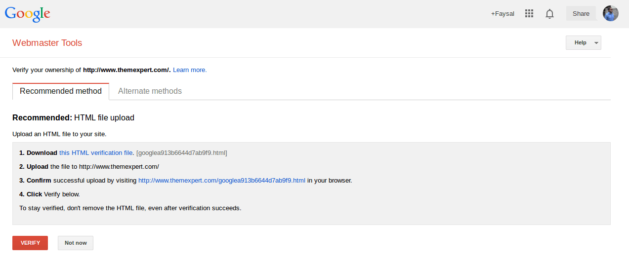 google_webmaster_tool_verify_ownership