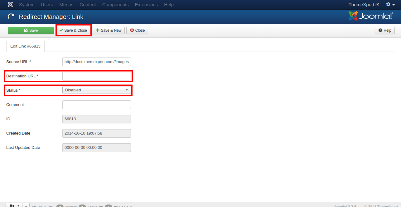 correct_link_with_redirect_manager