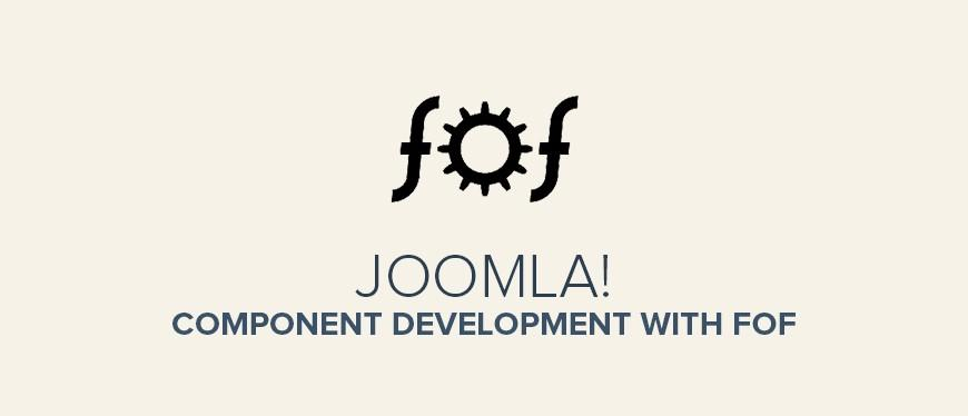 Joomla! Component Development with FOF - Part 02
