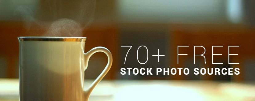 70 source of royalty free stock photos for your themes website and blog