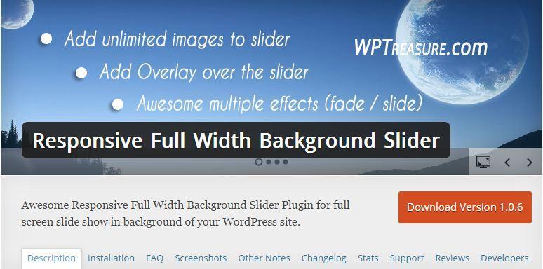 top 25 wordpress slider plugins of 2015. Black Bedroom Furniture Sets. Home Design Ideas