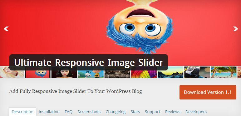 Image result for Ultimate Responsive Image Slider