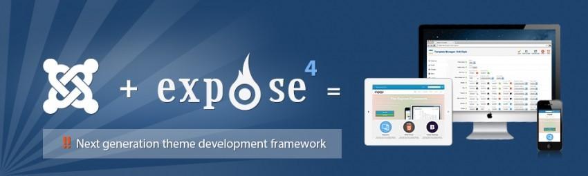 Expose Framework 4 Released!