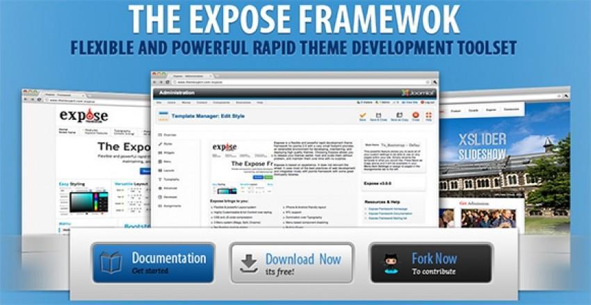 Expose Framework finally in air