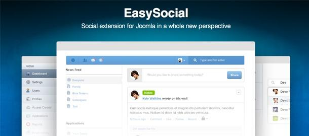 Sneak Peek - A Promising Social Extension for Joomla!