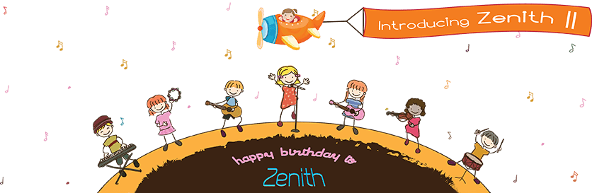 Celebrating Zenith's First Birthday And Introducing ZenithII