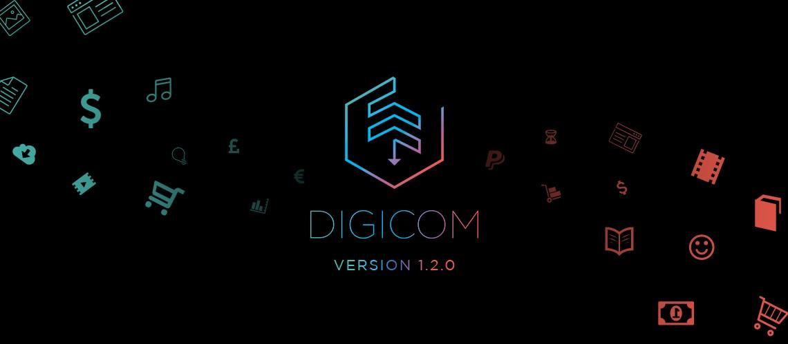 DigiCom 1.2 Released - Introducing Taxation