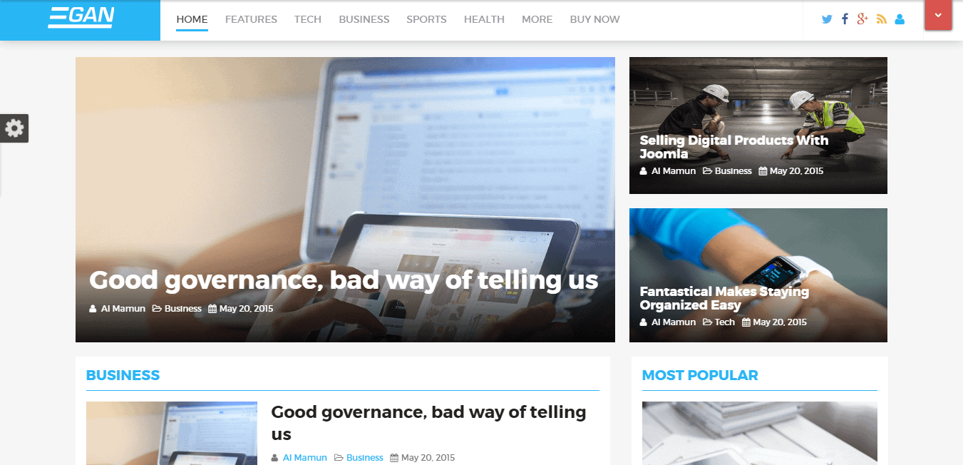 20+ Best News/Magazine WordPress Themes You Can Use to Earn Money Today
