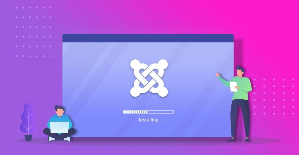 How to install Joomla Template and Extension