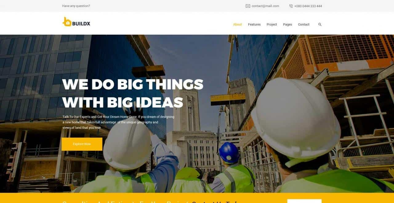 50+ Free PSD Website Templates For Corporate, Education, LMS, Blog