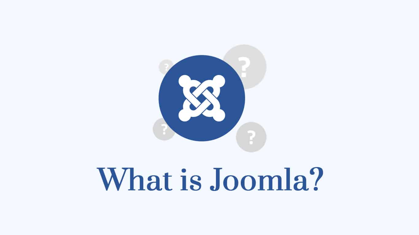 How to Choose the Best Joomla Hosting in 2019 (Compared)