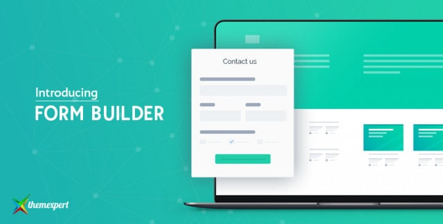 Introducing Form Element: Now Build Custom Form With Visual Page Builder