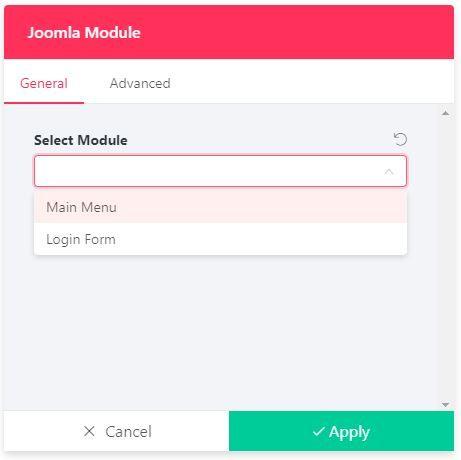 joomla module