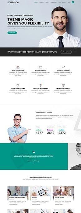 Finance_Homepage 2