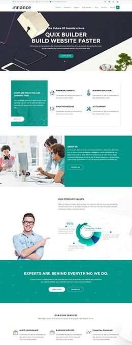 Finance_Homepage 3