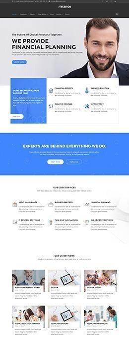 Finance_Homepage 6