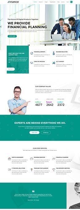 Finance_Homepage 7