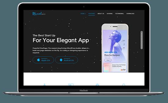 App_landing_page