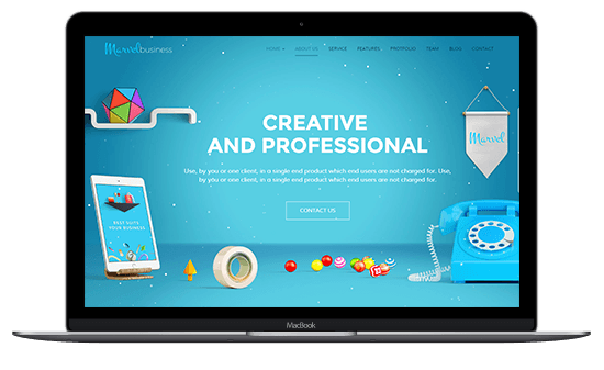 Creative_landing_page