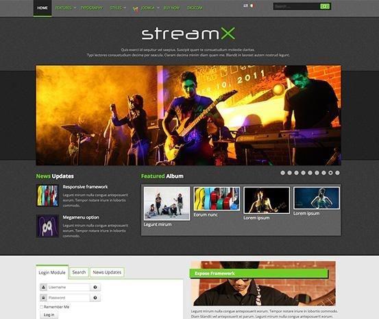 StreamX Image