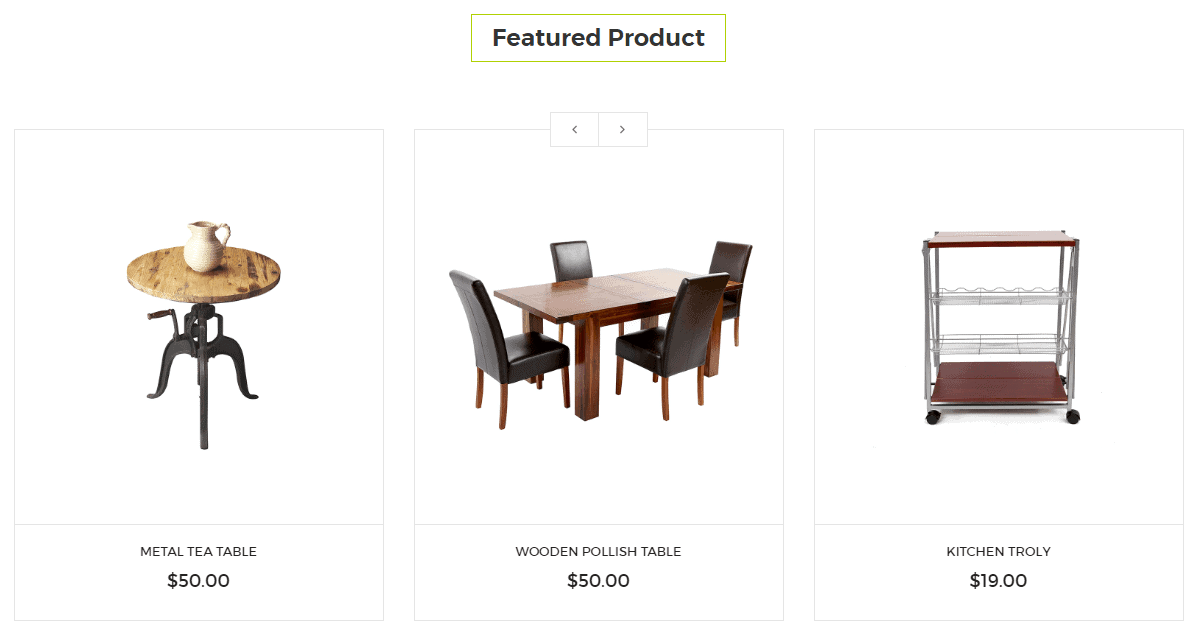 Featured Product v2