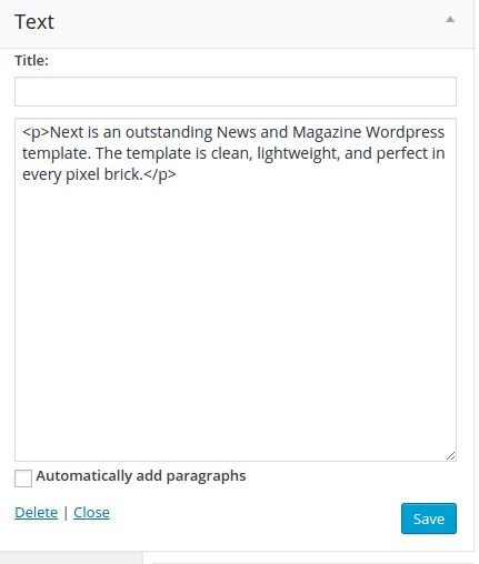 Footer1 section
