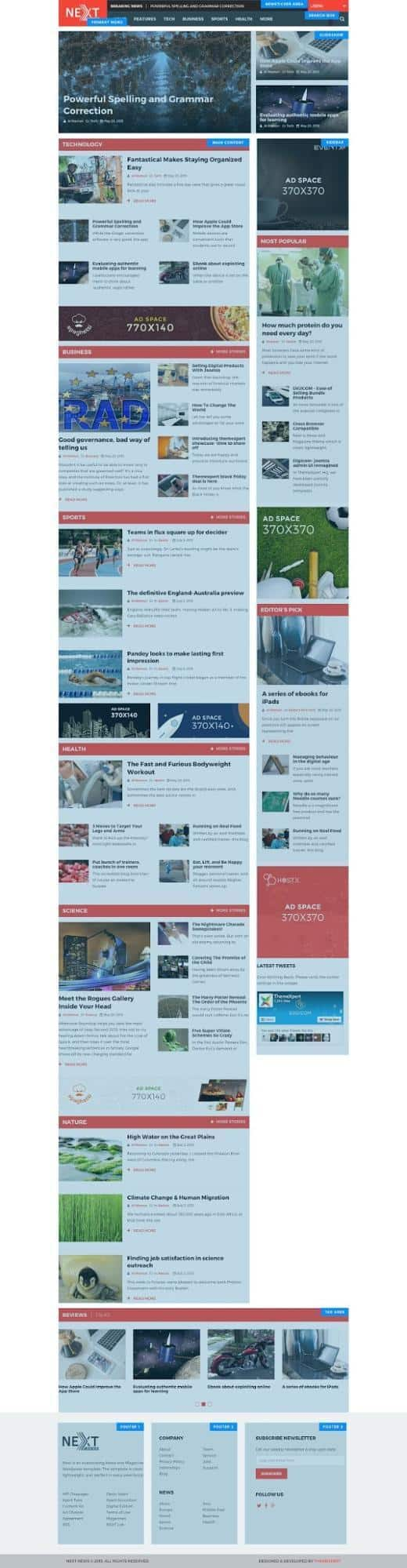 Home Layout Structure