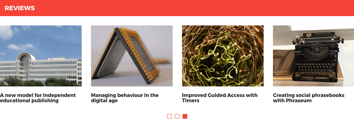 NewsKit Dynamic Layout 03 Frontend