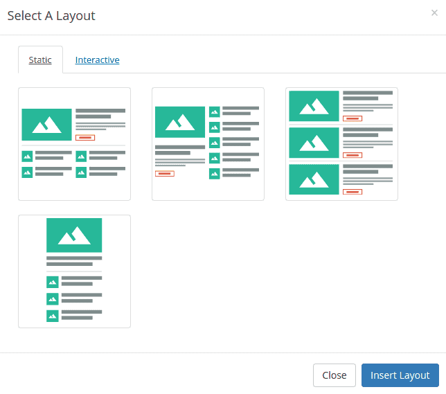NewsKit Layout