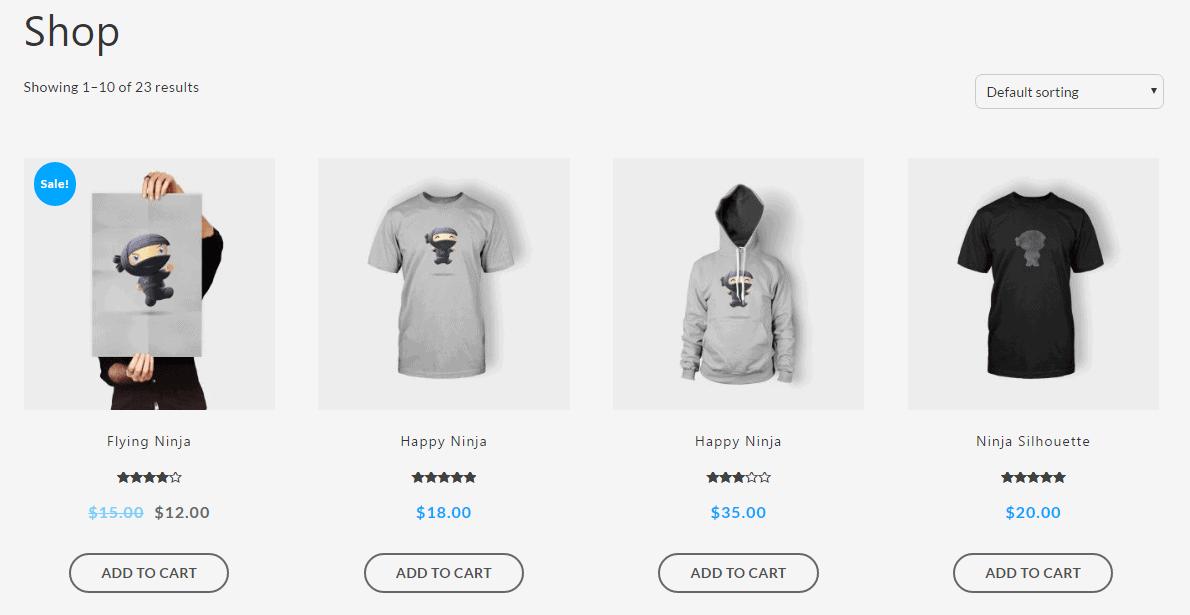 Shop V1